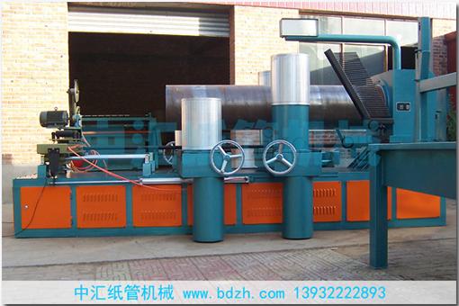 4R800- 30H型螺旋纸管机-中汇纸管机械