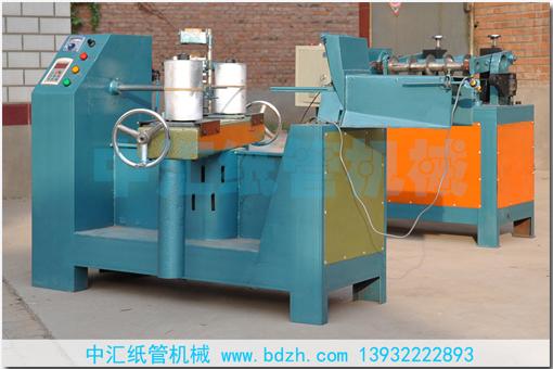 小型纸管机-中汇纸管机械