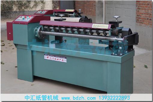 多刀切纸管机-中汇纸管机械