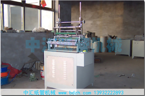 L400-180纸管贴标机-中汇纸管机械